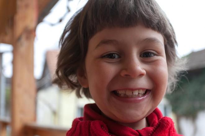 Kind in Lipova