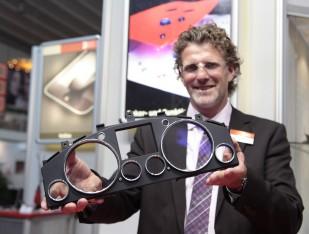 Marius Fedler vom Kunststoff-Institut Lüdenscheid